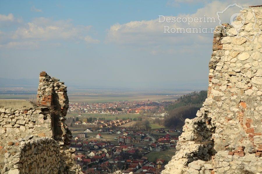 Cetatea Râșnov – Falnic supraveghtor al Râșnovului – DescoperimRomania (39)