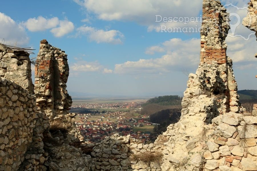Cetatea Râșnov – Falnic supraveghtor al Râșnovului – DescoperimRomania (40)