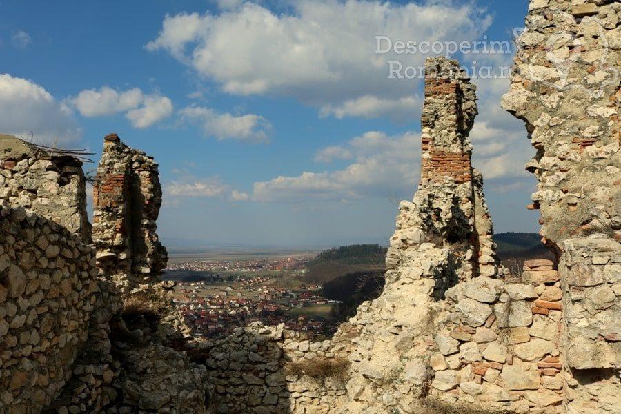 Cetatea Râșnov – Falnic supraveghtor al Râșnovului – DescoperimRomania (41)