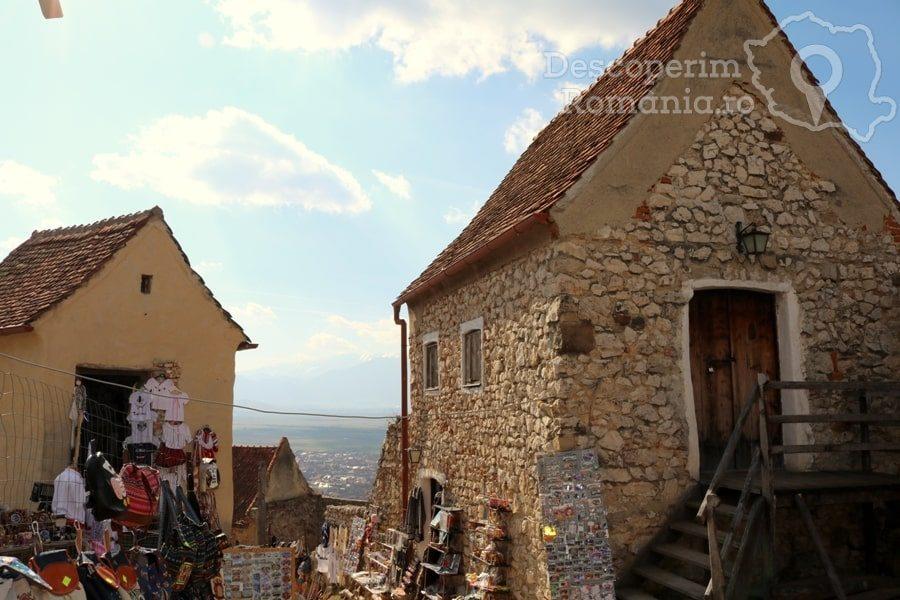 Cetatea Râșnov – Falnic supraveghtor al Râșnovului – DescoperimRomania (42)