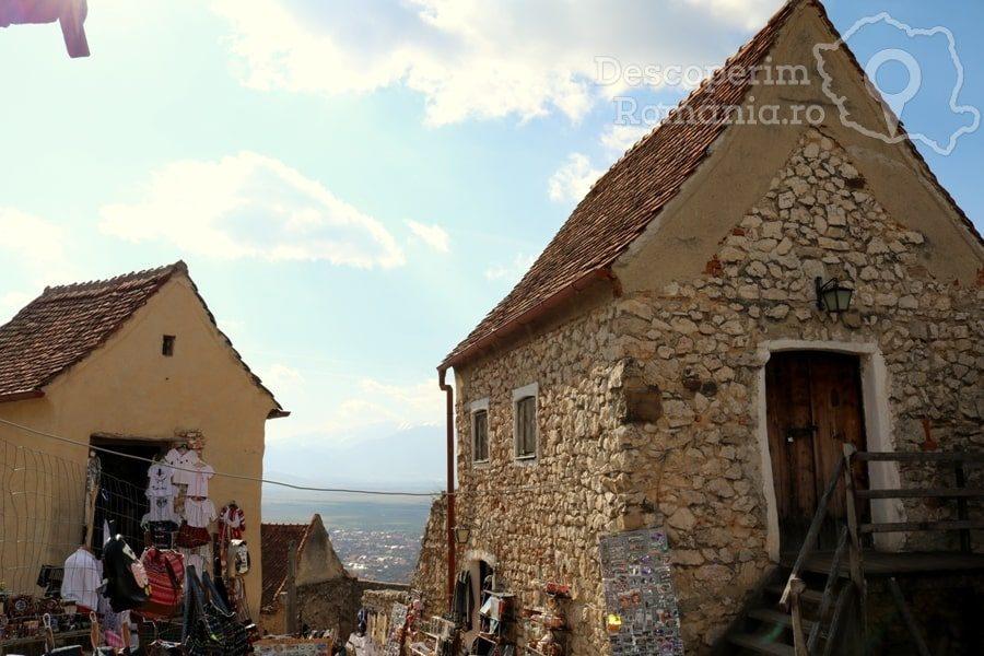 Cetatea Râșnov – Falnic supraveghtor al Râșnovului – DescoperimRomania (43)