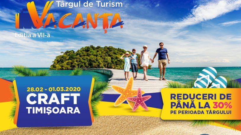 Targul de Turism Vacanta Timisoara - DescoperimRomania.ro