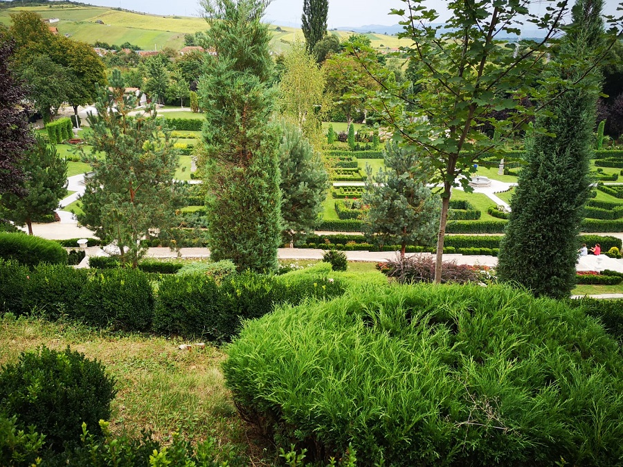 I Giardini di Zoe - Versailles-ul din inima Transilvaniei
