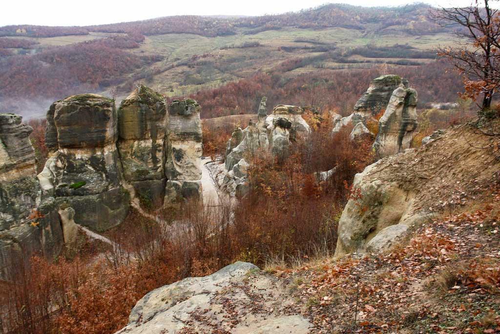 Rezervaţia Grădina Zmeilor – templu al naturii - DescoperimRomania.ro